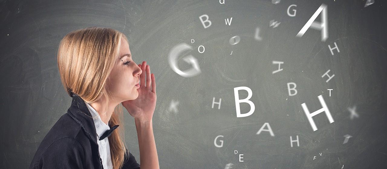 Et donem la nostra paraula...<br />en qualsevol idioma!